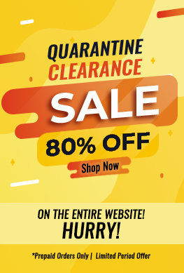 Sale upto 80% Off